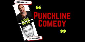 Punchline Comedy Ft Sam Kissajukian ** Bookings Essential **