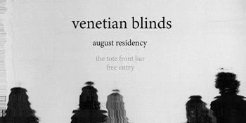 VENETIAN BLINDS Front Bar Residency