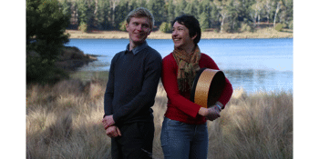 Matthew Dames & Anna Talbot