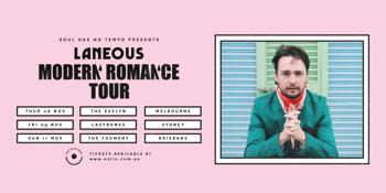 Laneous - 'Modern Romance' Tour