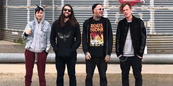Blind Man Death Stare - 'Big Smack' Tour