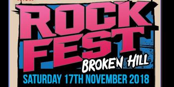 Rockfest Broken Hill