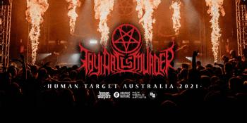 Thy Art Is Murder - Brisbane