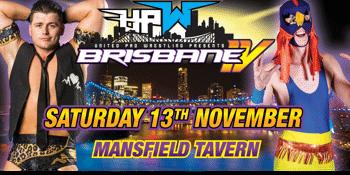 United Pro Wrestling - Brisbane 4