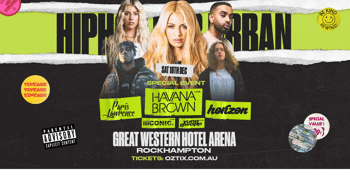 Havana Brown, Horizon, Paris Lawrence, Yung Gwopp & iiiconic LIVE in Concert