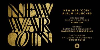 NEW WAR 'Coin' Album Launch