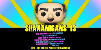 Shananigans 13