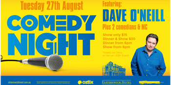 Comedy Night featuring Dave O'Neill