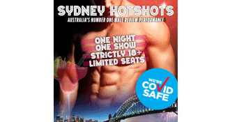 Sydney Hotshots Live At The Basement