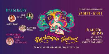 The Australian Burlesque Festival – Tropical Tease!