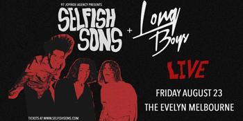 Selfish Sons X The Long Boys