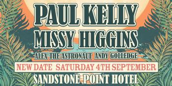 Buses - Paul Kelly & Missy Higgins