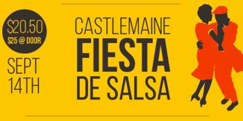 """Fiesta de Salsa with live band """"La orquesta la 45"""""""