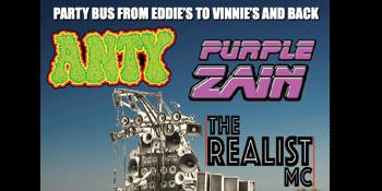 PurpleZain, ANTY and The Realist MC