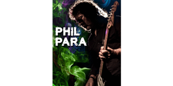 PHIL PARA XMAS SHOW with a special tribute to Cream and Clapton