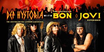 Def Hystoria & The Australian Bon Jovi Experience