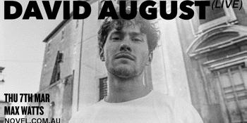 David August (Live)
