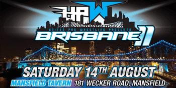 United Pro Wrestling Brisbane 2