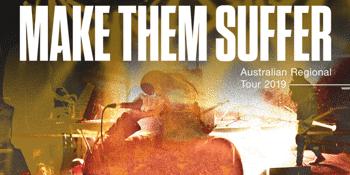 Make Them Suffer - Hobart