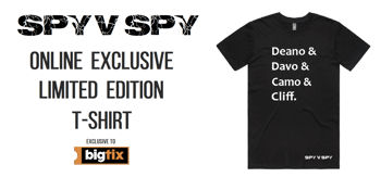 SPY V SPY - ONLINE EXCLUSIVE T-SHIRT
