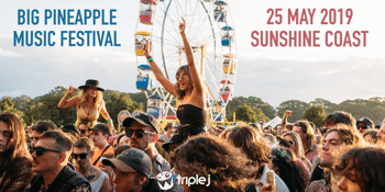 Big Pineapple Music Festival 2019 - WAITLIST SIGNUP