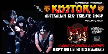 KISSTORY - Kiss Tribute Show