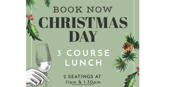 Christmas Day Lunch at Morrison Hotel (Seating 2)