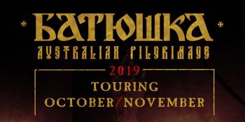 Batushka Australian Tour 2019