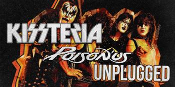 Kissteria The Australian Kiss Show & PoizonUs The Australian Poison Tribute Show