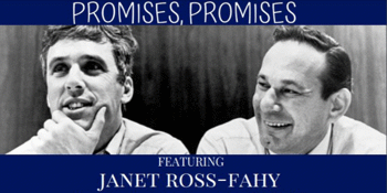 Promises Promises featuring Janet Ross - Fahy A Tribute to Burt Bacharach and Hal David