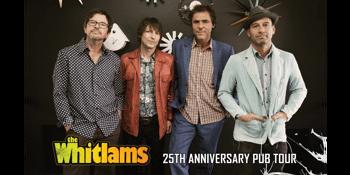 The Whitlams 25th Anniversary Pub Tour