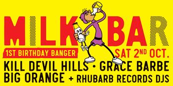 Milk Bar 1st Birthday Banger!