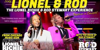 The Lionel Richie & Rod Stewart Experience