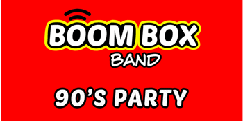 Boom Box Band - 90's Girl Power Show