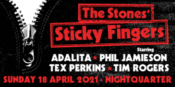 A Tribute To The Stones' Sticky Fingers