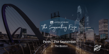 Perth Semi Final | The Songwriting Prize 2019