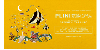 PLINI – Impulse Voices Tour Early Show