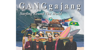 GANGgajang 'Surfing Round the World'