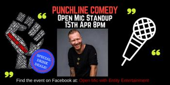 Punchline Comedy ft Jarred Keane