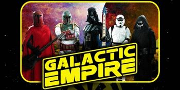 Galactic Empire Australian Tour 2019