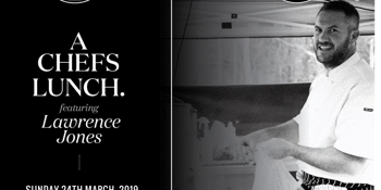 A Chefs Lunch Featuring Lawrence Jones