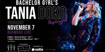 Bachelor Girl's Tania Doko Unplugged