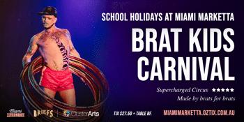 Brat Kids Carnival (Sun 11:30am)