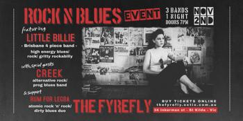 Little Billie - Rock'n'Blues Night