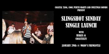 Coastal Tang 'Slingshot Sunday' Single Launch
