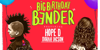 Solbar's Birthday Bender - Hope D