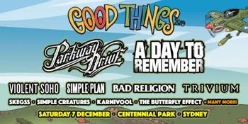 Good Things Festival 2019 - Sydney