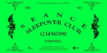 Seance Sleepover Club Vol III