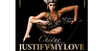 Justify My Love - An Erotic  Cabaret (Late Session 8pm Show)