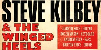 Steve Kilbey (The Church) & The Winged Heels